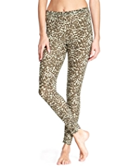 Heatgen™ Thermal Animal Print Leggings