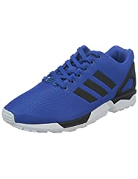 Adidas Men's ZX FLUX , BLUE/BLACK/WHITE