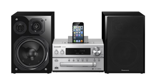Panasonic SC-PMX9DBEBS 120W Micro System with Integrated Dock for iPod and iPhone Black Friday & Cyber Monday 2014