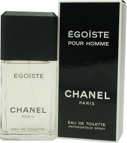 Egoiste by Chanel Eau de Toilette Spray 100ml