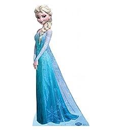 Snow Queen Elsa - Disney\'s Frozen - Advanced Graphics Life Size Cardboard Standup