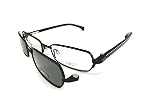 Prescription Eyeglass Frames With Magnetic Clip On Sunglasses : Amazon.com: CK Calvin Klein Rx Prescription Eyeglasses ...