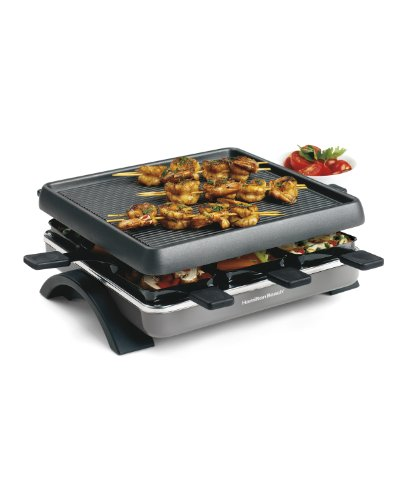 31602 Raclette Grill