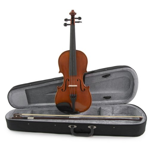 Student Plus 4/4 Violin by Gear4music