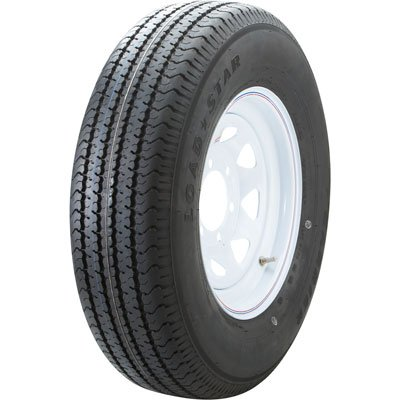 - Martin Wheel Speed 8-Ply Radial Trailer Tire 