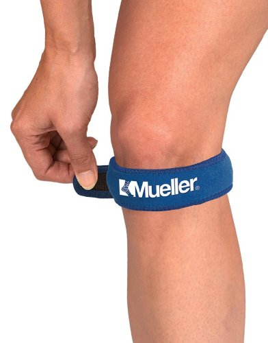 mueller-jumpers-knee-strap-kniegurt-blau