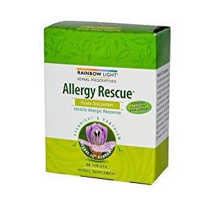 Rainbow Light Allergy Rescue - 30 Tablets - Pack of 1