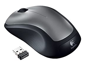 Logitech Wireless Mouse M310 (Silver)