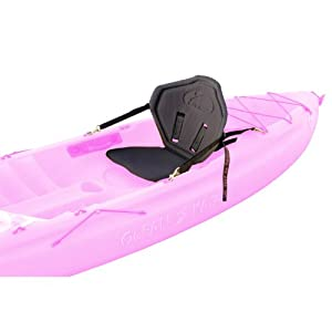 Surf to Summit Outfitter Series Tall Back Kayak Seat (No Pack), Black