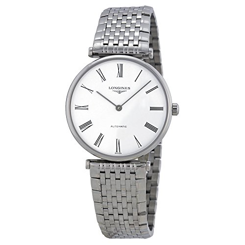 Longines La Grande Classique Stainless Steel Mens Watch L47084116