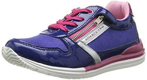 Agatha Ruiz de la Prada  Natal,  Sneaker ragazza Blu Bleu (A Azul Electrico) 22