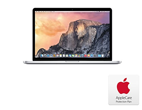 Apple MacBook Pro 15.4 Retina 2.2GHz MJLQ2LL/A + AppleCare Bundle