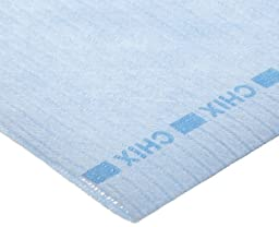 Chicopee 8243 21-Inch Length by 13-Inch Width Blue Medium Duty Chi by Utility Towel (Case of 150)