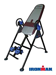 IronMan LXT850 Locking Inversion Therapy Table