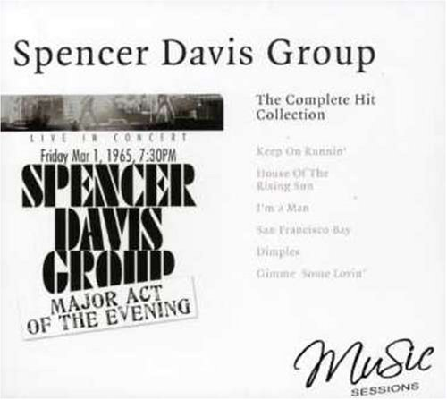 The Spencer Davis Group - The Complete Hit Collection - Zortam Music