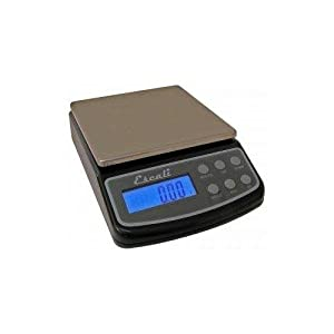 Escali L600 L-Series High Precision Professional Lab Scale, 600 Gram/0.1 Gram
