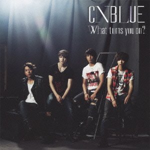 [Album](DVDISO+FLAC) CNBLUE – What turns you on?