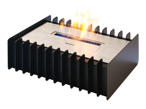 Ignis EBG1400 Ethanol Fireplace Grate Insert with Burner image B00FPSZ6RY.jpg