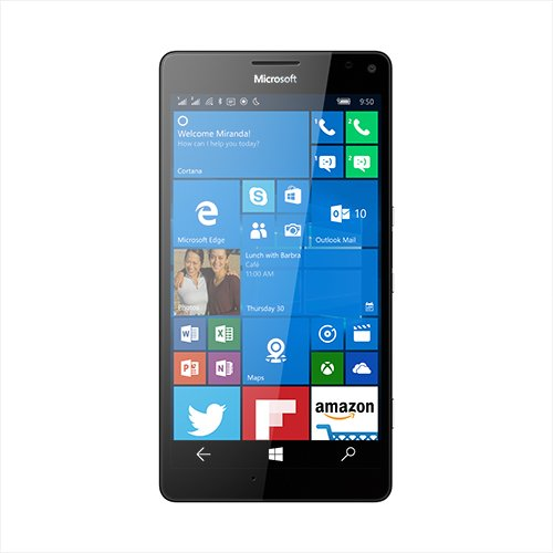 Microsoft-Lumia-950-XL-DS-Smartphone-57-3-Go-de-RAM-32-Go-Windows-10-couleur-Noir