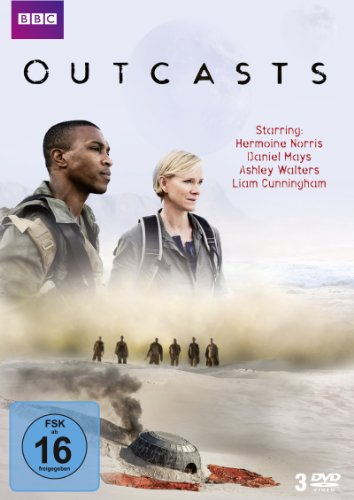 Outcasts [3 DVDs]