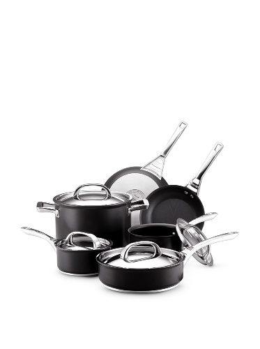 Circulon Infinite Hard Anodized Nonstick 10-Piece Cookware Set
