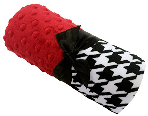 Black White And Red Baby Bedding