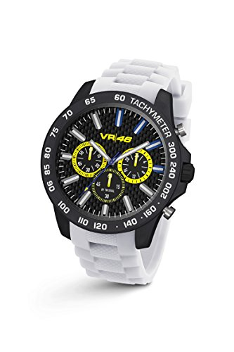 chrono vr46 valentino rossi vr116 by tw steel 45 mm montre unisex bracelet caoutchouc. Black Bedroom Furniture Sets. Home Design Ideas