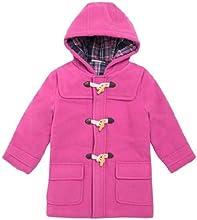 JoJo Maman Bebe Girls39 Duffle Coat