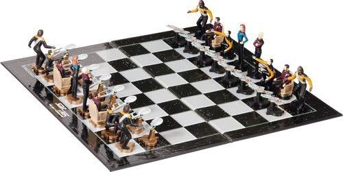 Star Trek Schach, Star Trek Schachspiel, Star Trek Schachbrett, Star Trek Schachset, Schach Star Trek, Schachspiel Star Trek, Schachbrett Star Trek, Schach 3D, 3D Schach, Dreidimensionales Schach
