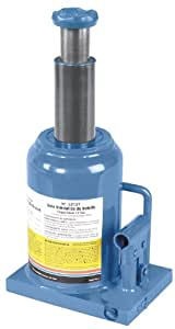 OTC 5213T Telescopic High Performance 12-Ton Bottle Jack