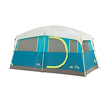 Coleman Tenaya Lake 6 Person Fast Pitch Cabin with Cabinets