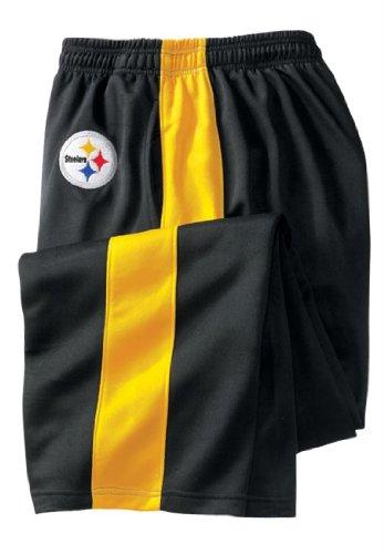 77d5464ad4e Kingsize Men's Big & Tall Pittsburgh Steelers Fleece Track Pants from  SteelerMania