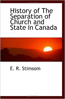 A history of the separation of church and state in the usa