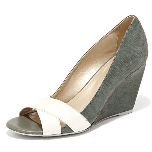85758 decollete spuntata donna HOGAN zeppa sandal shoes women [40]