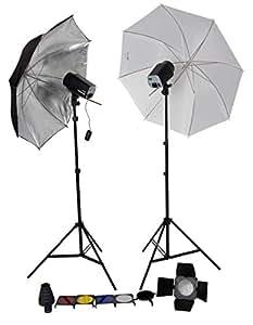 """Flash de studio lumière kit 2x 180 W """"Orion"""""""