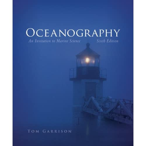 Oceanography, an Invitation to Marine Science (2008)