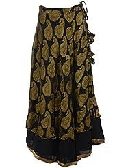M'zuri Sana Women's Skirt (Black)