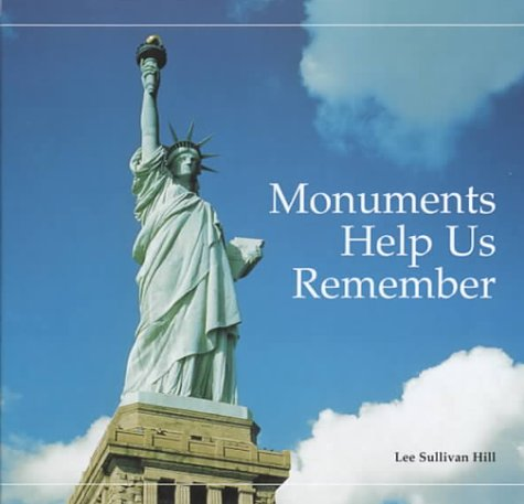 Monuments Help Us Remember: A Building Block Book