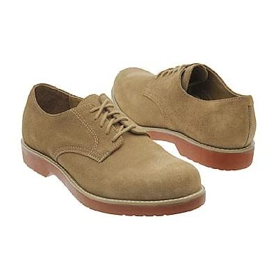 Amazon.com: Bass Men's Exeter (Dirty Buck Suede 9.0 M)