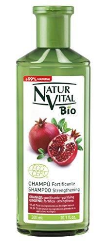 Naturaleza y Vida Shampoo Bio Fortificante - 300 ml