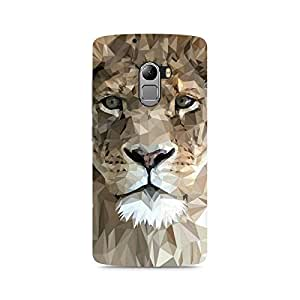 Ebby Abstract Lion Premium Printed Case For Lenovo K4 Note