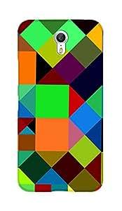ZAPCASE PRINTED BACK COVER FOR Lenovo ZUK Z1