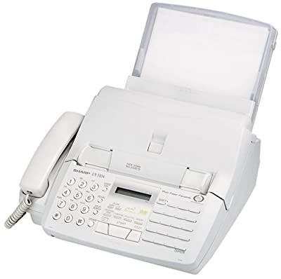 Sharp UX-510A Plain-Paper Fax Machine