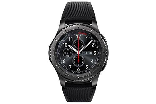 Samsung Gear S3 Frontier Smartwatch - Black