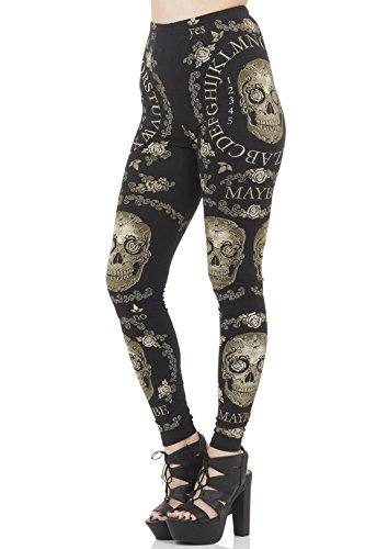 Jawbreaker -  Leggings  - Donna nero Medium