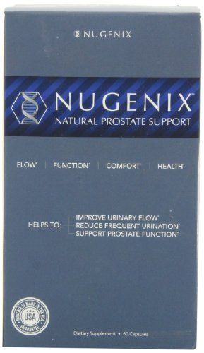 Nugenix Natural Prostate Support -- 60 Capsules
