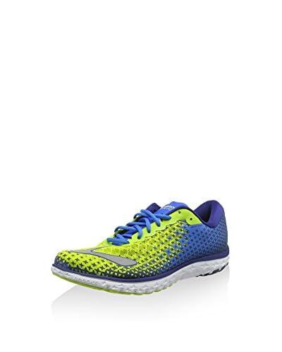 Brooks Sportschuh Pureflow 5 neon grün/elektroblau