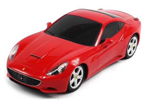 Save Price Licensed Ferrari California Electric RC Car 1:18 RTR Authentic Body Styling