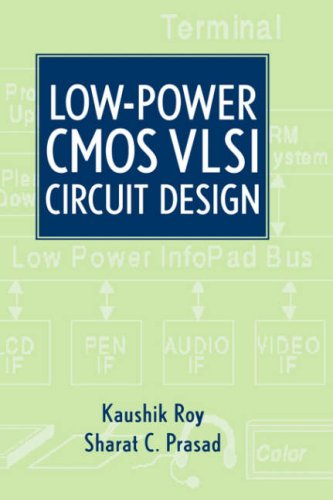 Low Power CMOS VLSI: Circuit Design
