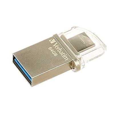Verbatim Store 'n' Go OTG Micro USB 3.0 Pendrive 64GB